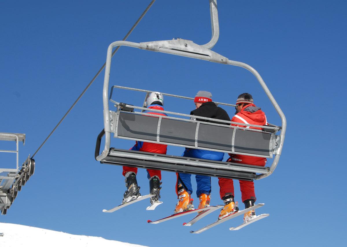 Skigebiet Gitschberg
