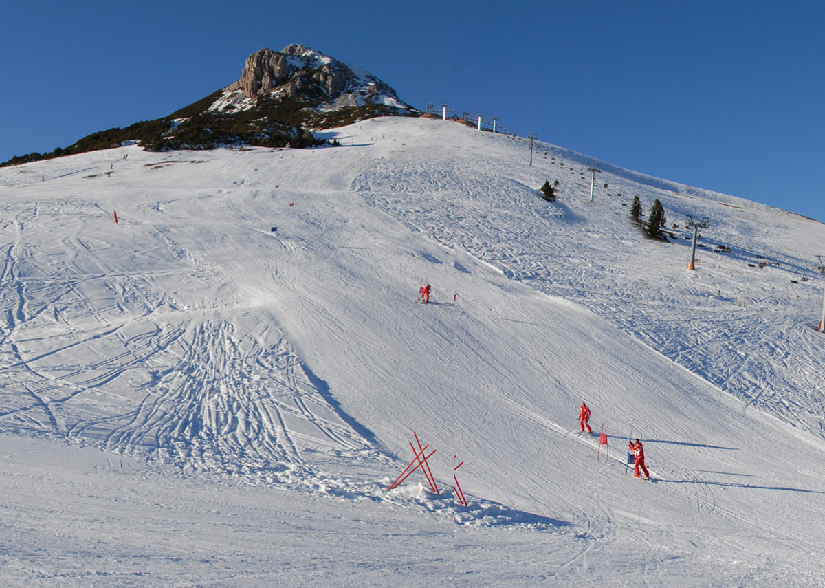 Skigebiet Jochgrimm