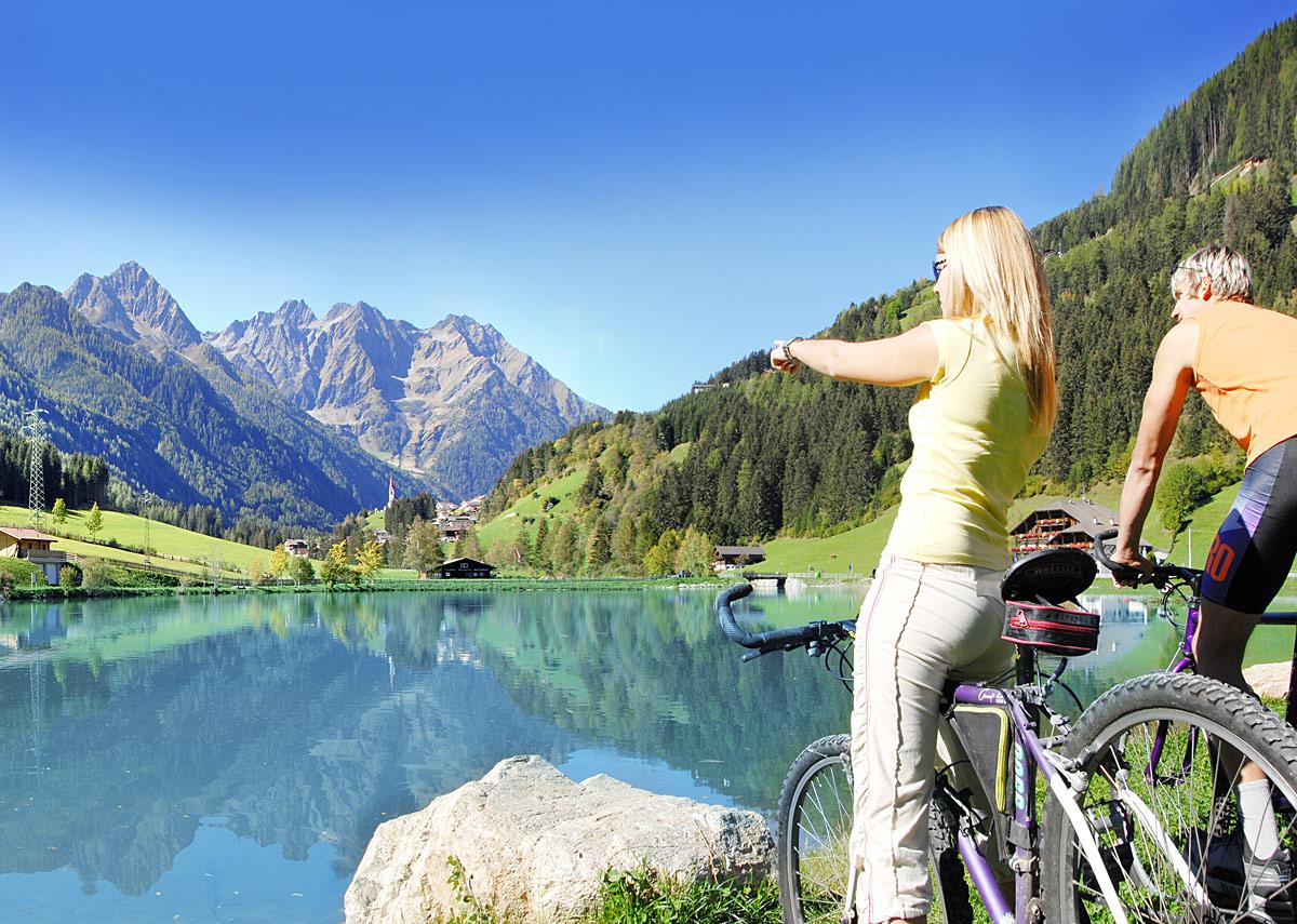 Rad und Mountainbike