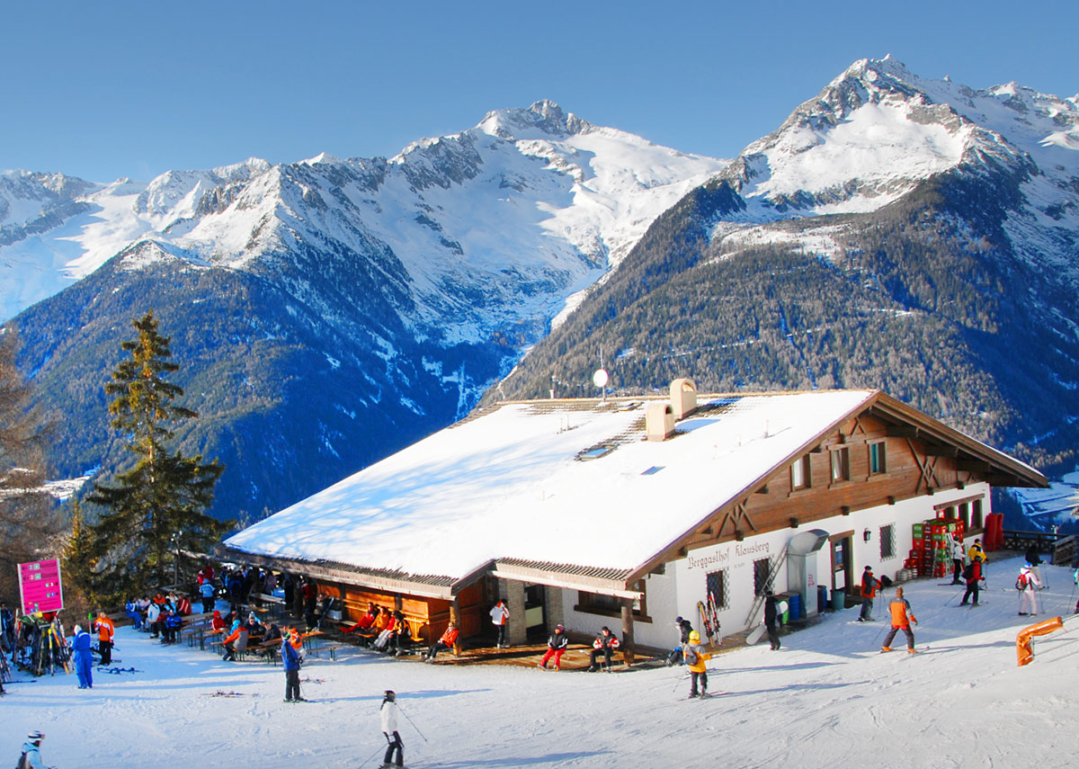 Skigebiet Klausberg
